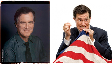 GBT and Stephen Colbert