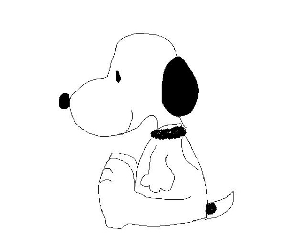 Snoopy and Charlie