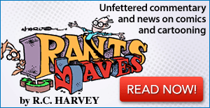 Visit R.C. Harvey's Blog