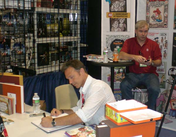 McCoy Signing