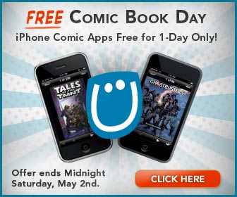Uclick Free Comic Book Day