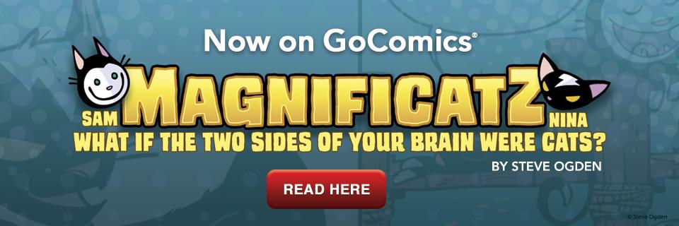 NEW COMIC: Magnificatz by Steve Ogden