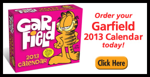 2013 Garfield Calendars