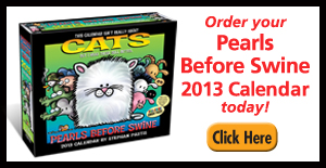 Pearls Before Swine 2013 Calendars