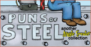 Puns of Steel