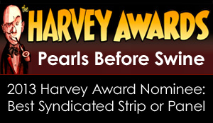 Pearls Before Swine Harvey Award