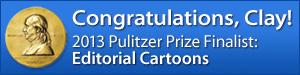 Pulitzer Finalist