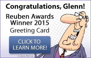 GoComics Reuben Award Winners
