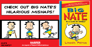 Big Nate - In a Class by Himsel