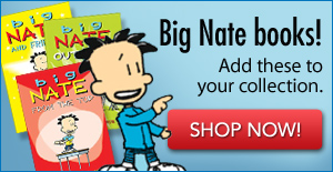 VIEW ALL BIG NATE BOOKS