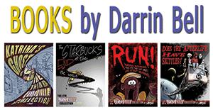 Darrin Bell Candorville Books