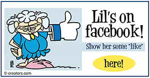 Lil's on Facebook!