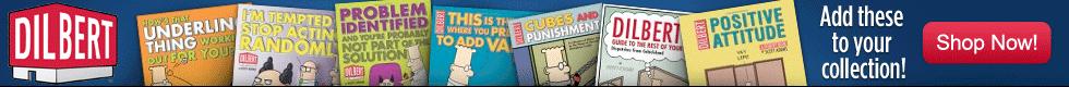 Dilbert-books