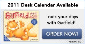 2011 Garfield Day-to-Day Calendar
