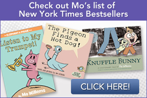 mo willems books