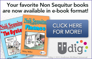 Non Sequitur e-books!l