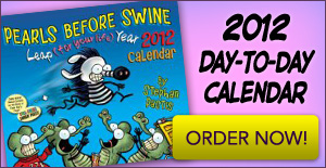 Pearls Before Swine 2012 Day-to-Day Calendar