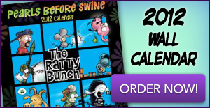 Pearls Before Swine 2012 Wall Calendar