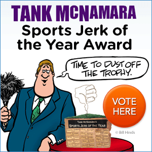 Sports Jerk of the Year