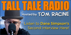 Dana Simpson on Tom Racine's Tall Tale Radio comic podcast!