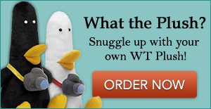What the Duck Plush - Order yours Today!