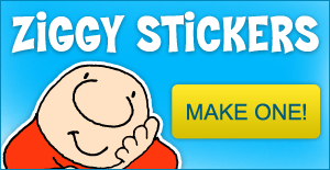 Make your own Ziggy stickers!