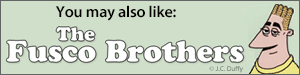 You may also like The Fusco Brothers by J.C. Duffy