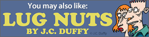 You may also like Lug Nuts by J.C. Duffy