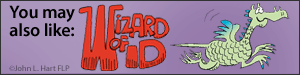 You may also like Wizard of Id by Parker and Hart