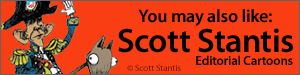 You may also like Scott Stantis