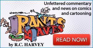 Visit R.C. Harvey's Blog