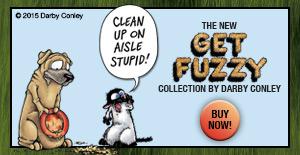 Ah, Bucky Katt and his hilarious schemes ...